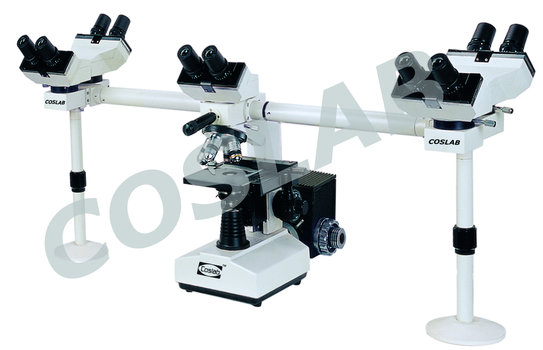 HL-54 Multi Viewing Penta Head Microscope