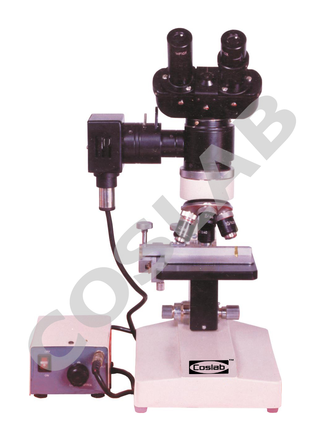 CMM-9 Inclined Binocular Or Trinocular Met. Microscope