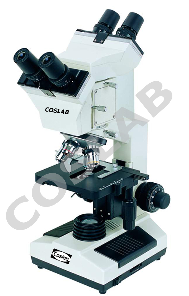 HL-42 Multi Viewing DUAL HEAD Microscope