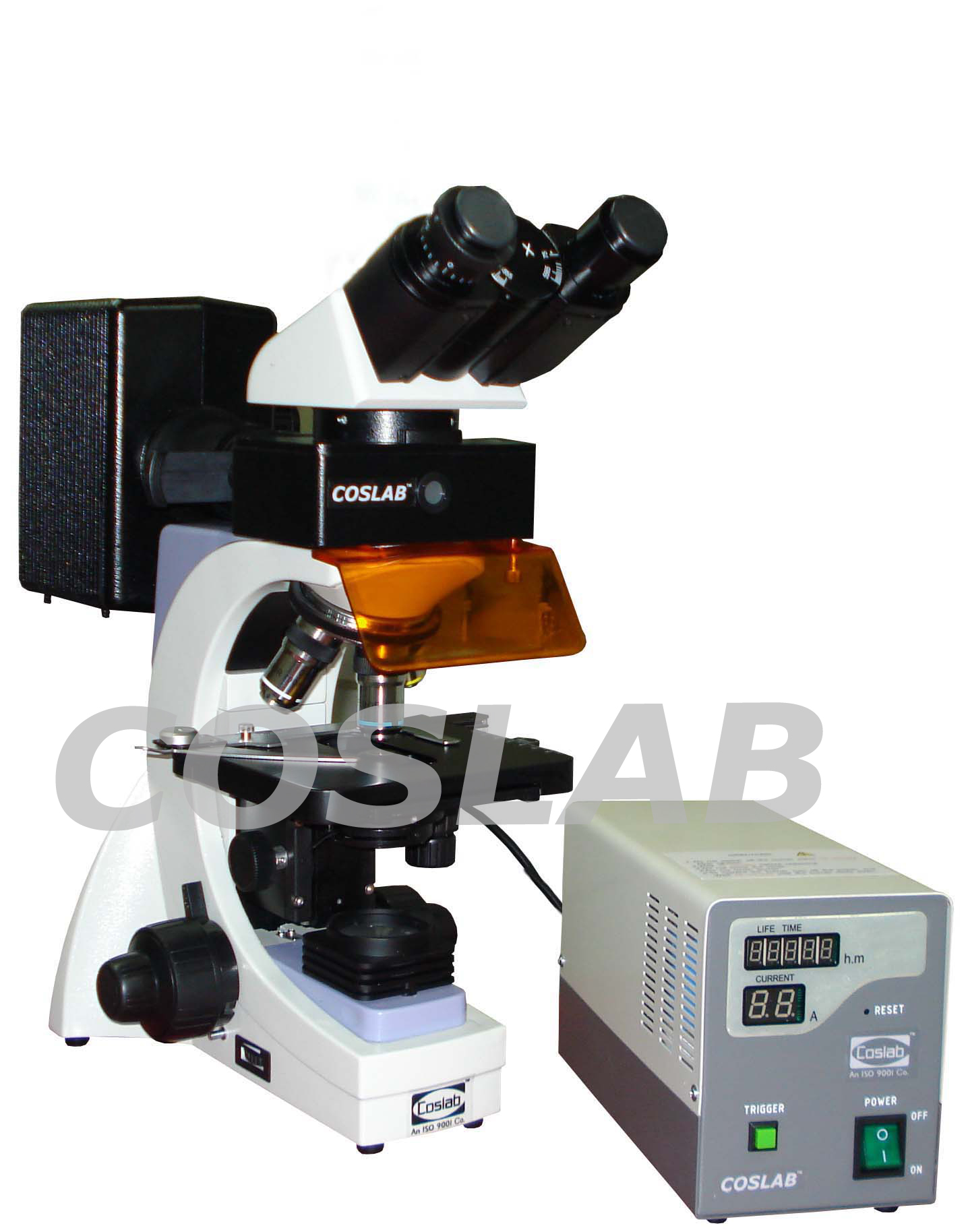 HL-23 WITH FLM - 202 Fluorescent Microscopes