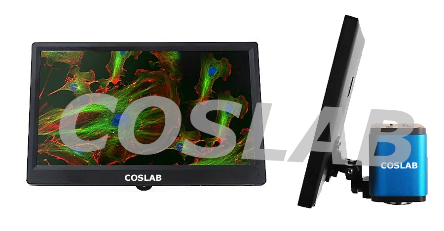 COSHD2000 LCD HD CAMERA 2 MP WITH 11 Inch HD SCREEN
