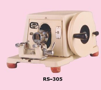 RS 305 SENIOR ROTORY MICROTOME SPENCER 820 TYPE