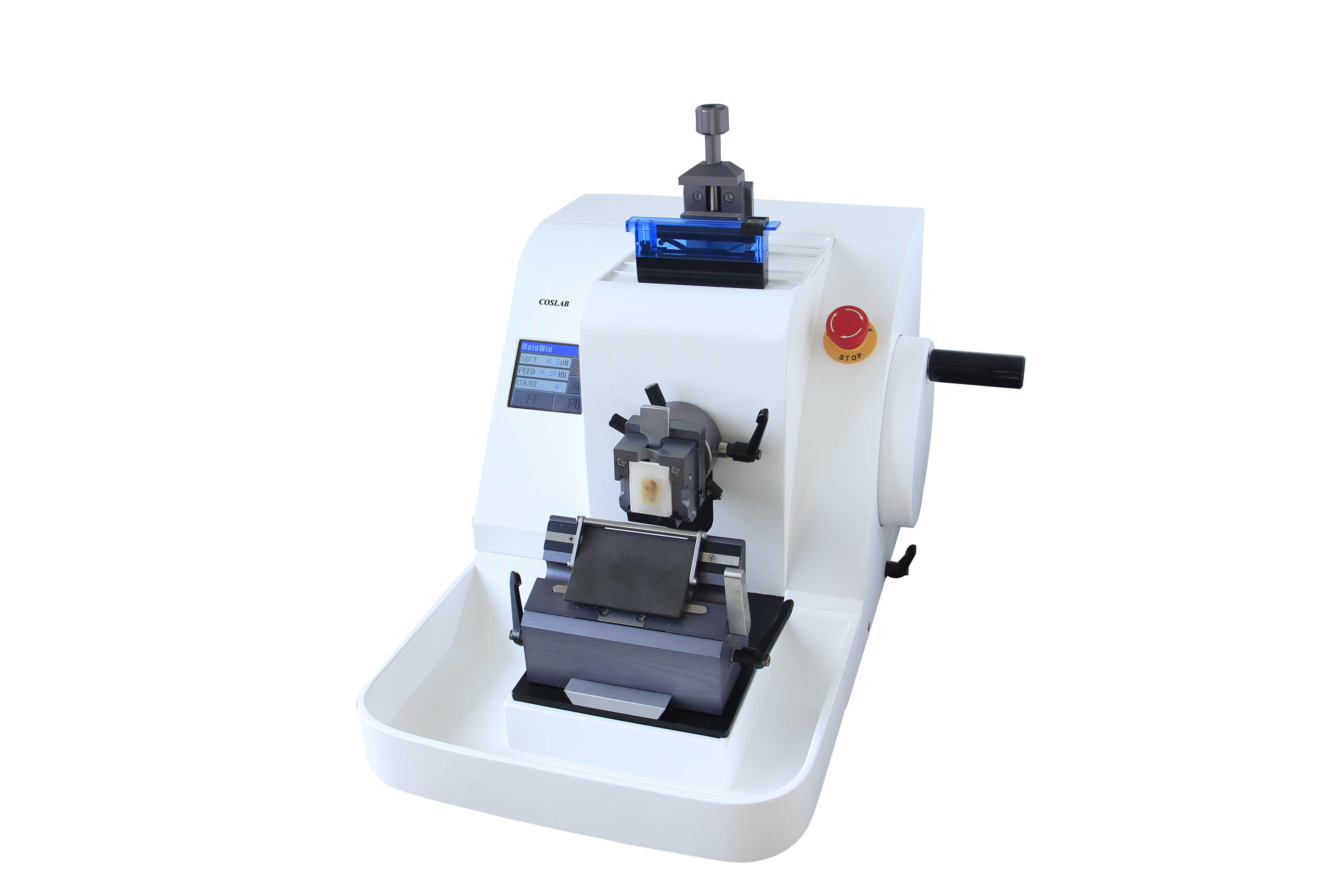 RS-355 FULLY AUTOMATIC ROTARY MICROTOME